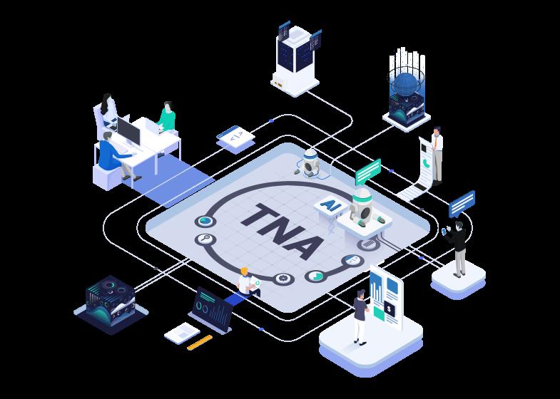 Connect, Digitize, Route