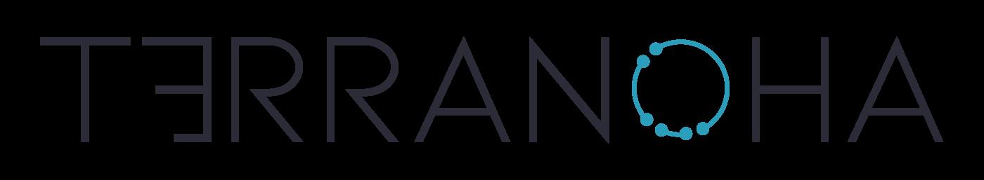 Terranoha Logotype Black